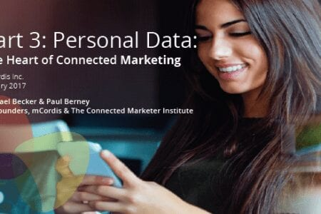 Part 3: Personal Data: The Heart of Connected Marketing