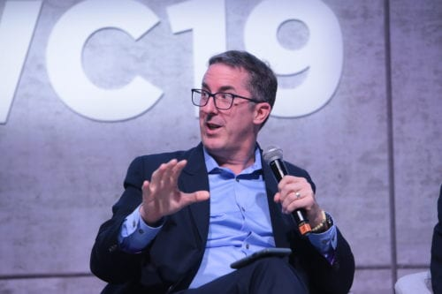 Michael Becker at Mobile World Congress 2019