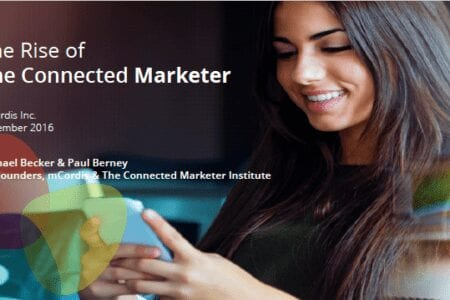 Part 2: The Rise of The Connected Marketer
