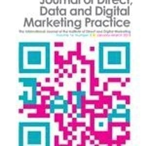 The consumer data revolution: The reshaping of industry competition and a new perspective on privacy
