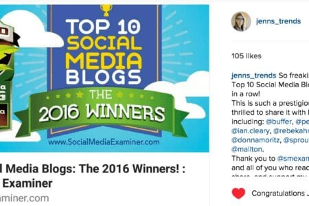An Interview with Jenn Herman on Social Media