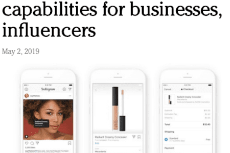 An Interview with Sarah Ramirez: Facebook introduces new capabilities for businesses, influencers