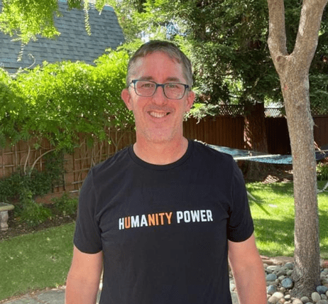 Humanity Power T-Shirt