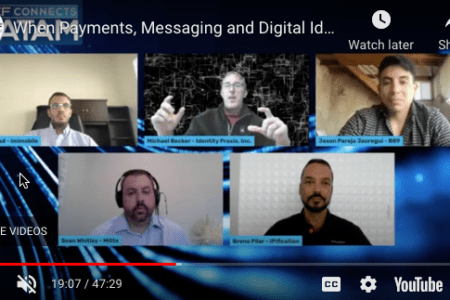 When Payments, Messaging and Digital Identity Meet, MEF LATAM Connects August 18, 2021
